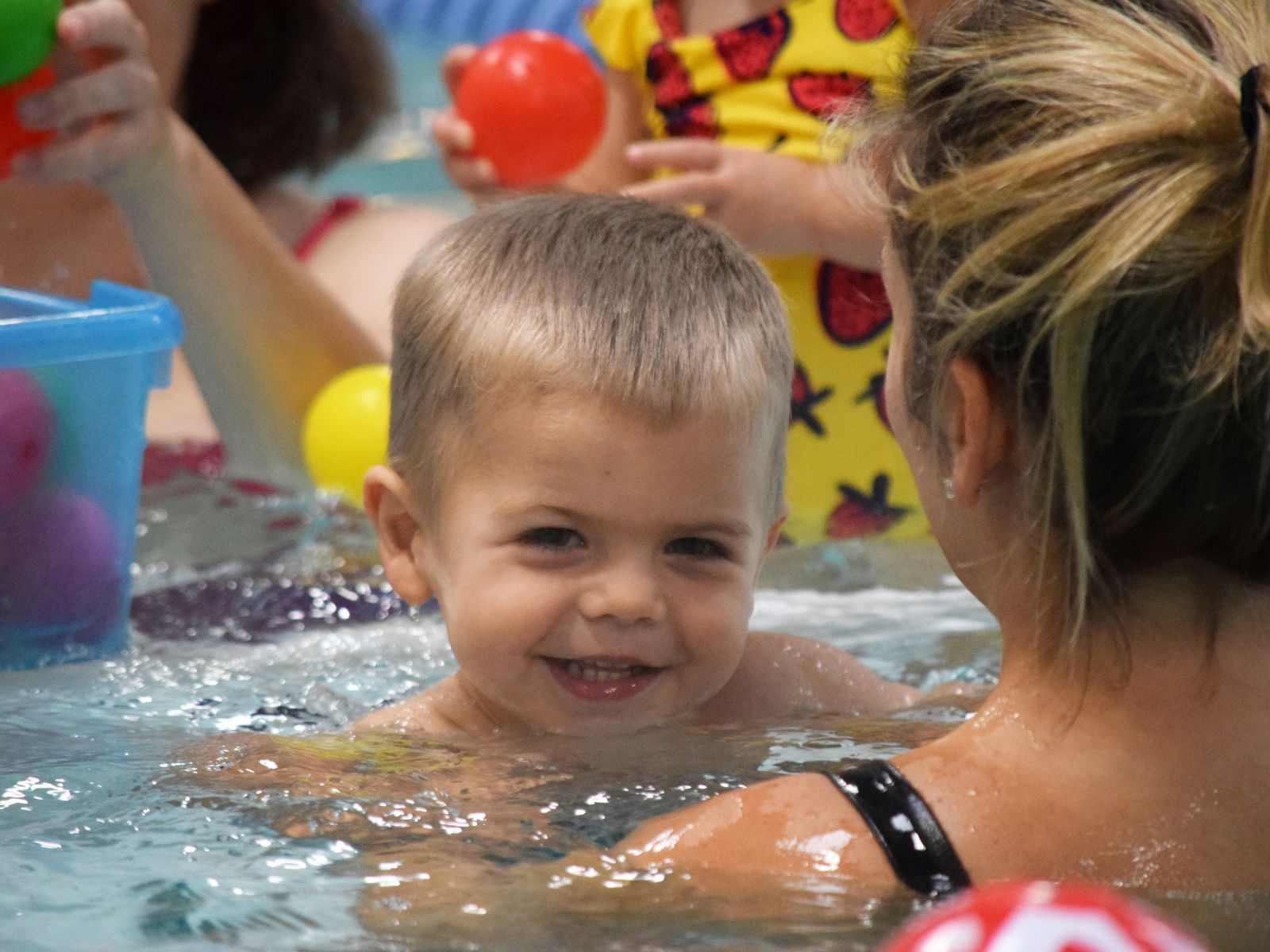 3 Reasons To Get Your Child In Beginner Swim Lessons