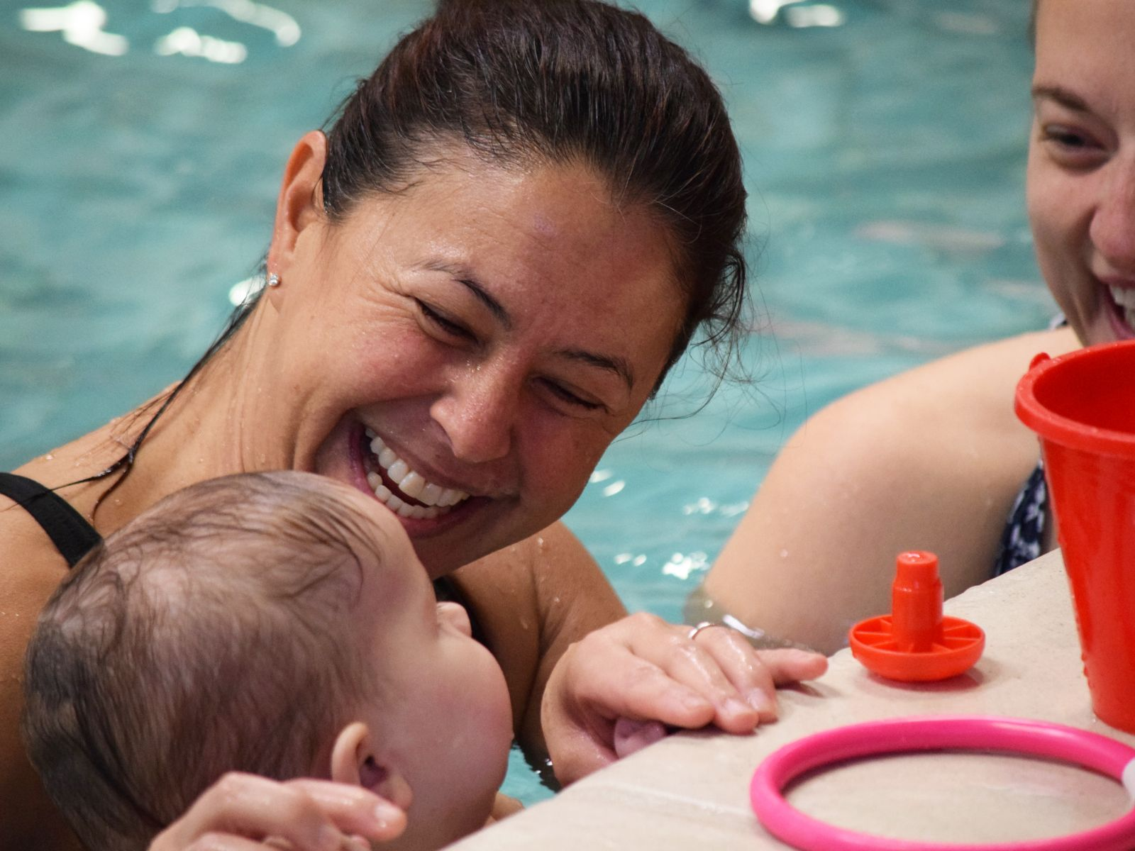Swimming Lessons For Kids Is A Game Changer!